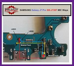 Samsung Galaxy J7 Pro J730 Mic Solution Jumper Problem