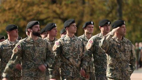Nacionālo bruņoto spēku Štāba bataljona simtgade - YouTube