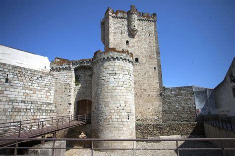 fotos de coria caceres castillo de coria