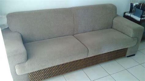 sofa de vime 3 lugares sofa de vime confortavel de 3 lugares 3 gavetas bau