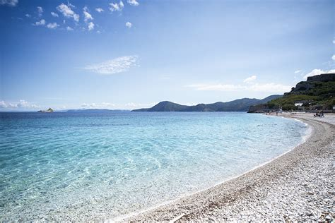 spiaggia le ghiaie spiagge dell isola d elba