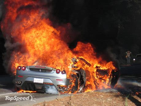 car word designs ferrari  fire