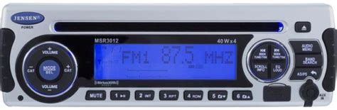 Boat Stereo No Power by Msr3012 Marine Stereo By Kingston