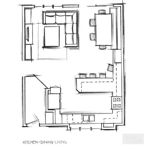 small open kitchen floor plans 27 best floor plan kitchens images on kitchen