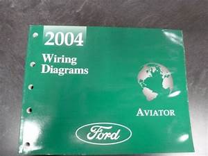 2004 Lincoln Aviator Electrical Wiring Diagrams Manual 4