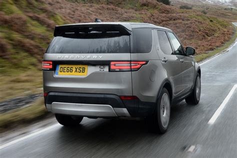 discovery land rover back land rover discovery review pictures auto express