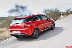 Clio Estate Avis : la clio iv break l 39 essai l 39 argus ~ Gottalentnigeria.com Avis de Voitures