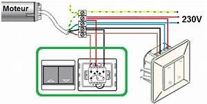 Branchement Volet électrique : alimentation electrique volet roulant pa81 jornalagora ~ Melissatoandfro.com Idées de Décoration