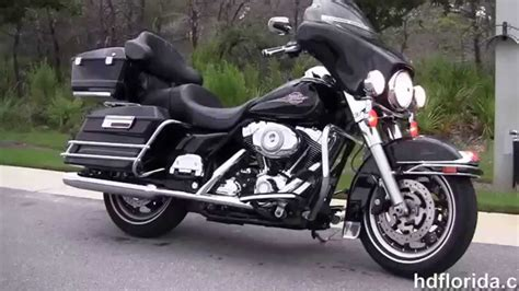 Used 2008 Harley Davidson Electra Glide Classic