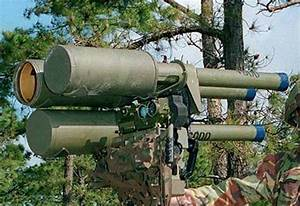 Thales Javelin Man-Portable Surface-to-Air Missile System ...