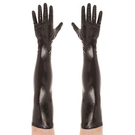Renegade Rubber Long Latex Gloves Fetish Gloves Lovehoney