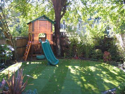 Backyard For Children by The Simplicity Of This Child Friendly Garden Yard