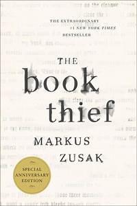 The Book Thief by Markus Zusak - Teen Book Review