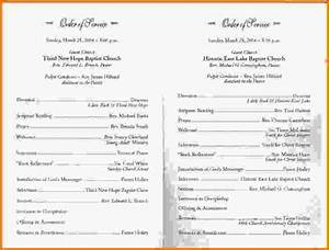 church program templatessimple wedding programjpeg With templates for church programs