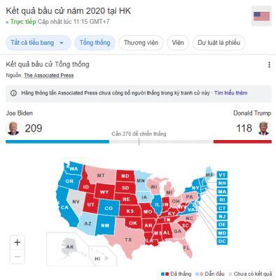Núi tiền này cho thấy hai đảng sẵn sàng chi lớn như thế nào để quyết chiến thắng đối thủ. Cập nhật kết quả bầu cử Tổng thống Mỹ: Ông Biden đang dẫn ...
