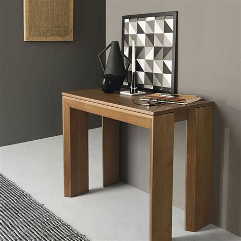 calligaris console mistery console table by connubia calligaris extending