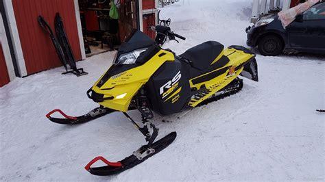 Ski-doo Rs 600 -15 2015