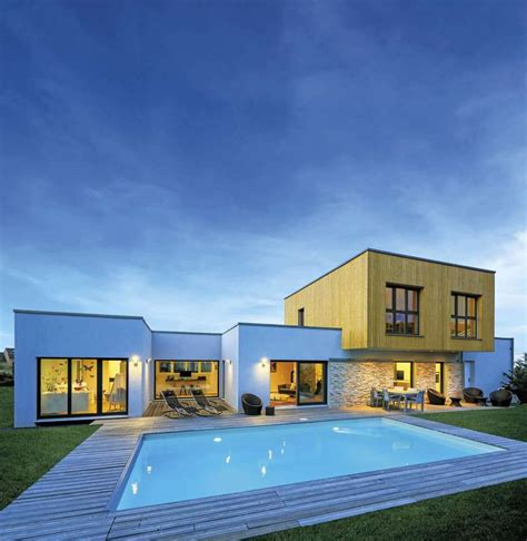 haus katalog mit preisen ein fertighaus mit flachdach inspiration f 252 r mehr wohnraum