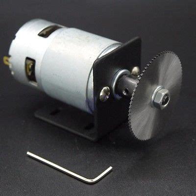 dc motor  mm  blade diy accessories  mini