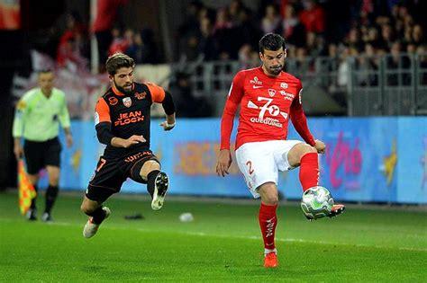 Xavier Le Brestois Qui A Sochaux Brest Avec Les Vainqueurs De Lorient Football