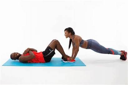Partner Intimate Super Couples Couple Workout Sit
