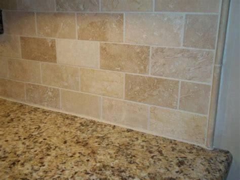 travertine kitchen wall tiles best 25 travertine tile backsplash ideas on 6357