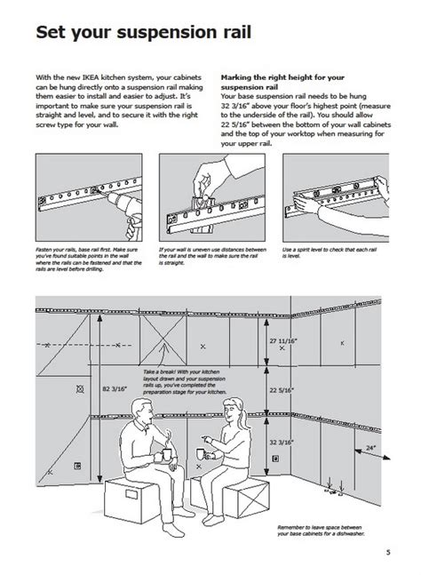 ikea kitchen installation guide installing your ikea sektion kitchen tips and tricks