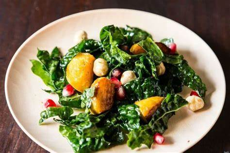 Hearty And Healthy Winter Salads | HuffPost