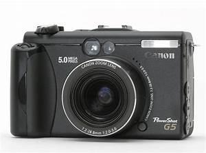 Canon Powershot G5 Manual  Free Download User Guide Pdf