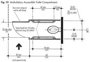 Ada Vanity Requirements by Do I Need Accessible Toilet Compartments Ada Guidelines