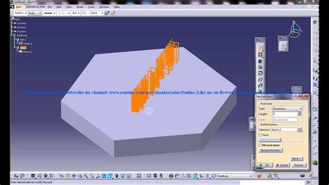 catia  tutorialhow  create engravedembossed text
