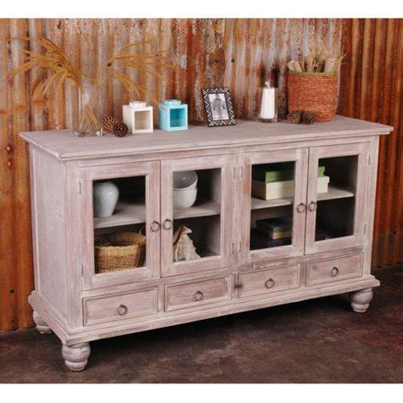 Cottage Sideboard by Sunset Trading Cc Cab1141s Lw Cottage Wood Sideboard