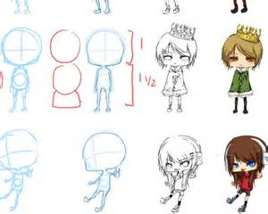 How to Draw Anime Chibi Drawing