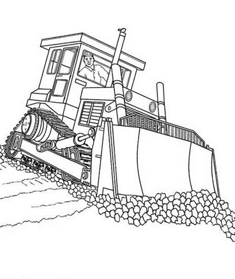 Click any coloring page to see a larger version and download it. Dozer Coloring Pages at GetColorings.com | Free printable ...