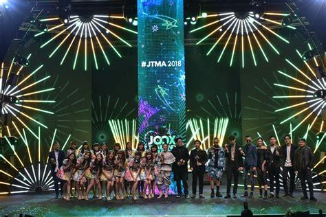 Joox Thailand Music Awards 2018 เดอะทอยส์ กวาด 3 รางวัล