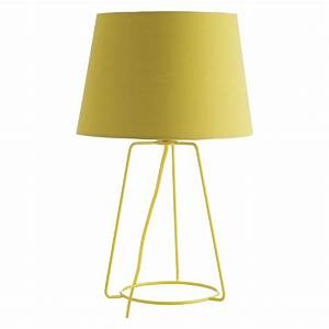 play with color decor using yellow table lamps warisan With clarity table lamp yellow