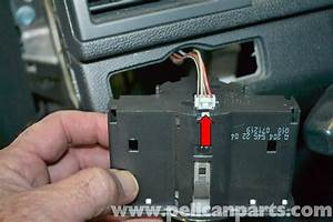 Mercedes-benz W204 Headlight Switch Replacement