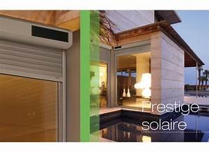 Prix Volet Roulant Solaire : volet roulant sur mesure solaire ~ Dailycaller-alerts.com Idées de Décoration