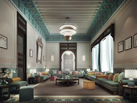 Luxury Interior Design : Luxury Interior Design By Ions Design Dubai, Uae