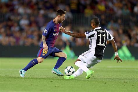 Barcelona vs Juventus 2017