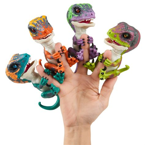 Dare To Tame New Dinosaurthemed Fingerlings  The Toy Insider
