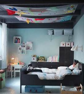Home wall decoration kids bedroom furniture by ikea for Ikea kids bedrooms