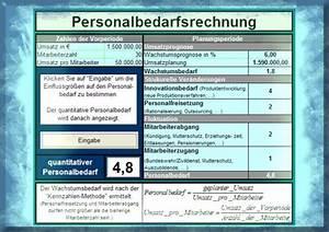 Personalbedarf Berechnen : personalbedarf ~ Themetempest.com Abrechnung