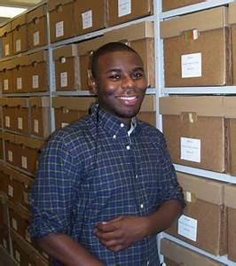 Meet Mudd's Brandon Joseph | Mudd Manuscript Library Blog