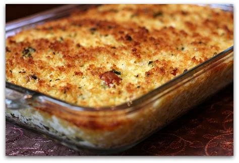 bacon mac and cheese macaroni cheese with bacon recipes dishmaps