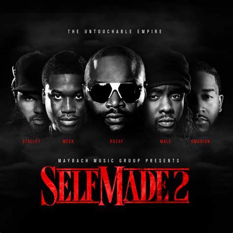 Self Made 2 (album Cover & Tracklist