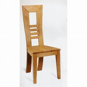Chaise En Bois : chaise karla assise bois meubles de normandie ~ Melissatoandfro.com Idées de Décoration