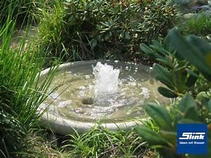 Wasserspiele Für Den Garten : gartenbrunnen font nenschale solo online kaufen ~ Michelbontemps.com Haus und Dekorationen