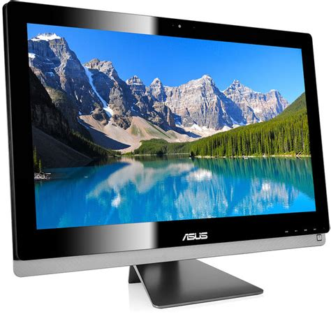 ordinateur de bureau i5 asus et2702igth b113k all in one 27 pouces tactile intel