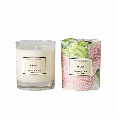 Candle Peony Candles George Hand Soy Spray